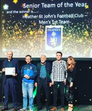 Heather St John's Football Club